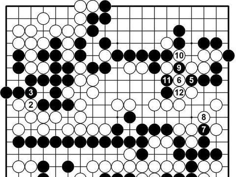 MLily梦百合杯世界围棋公开赛胜负手集锦