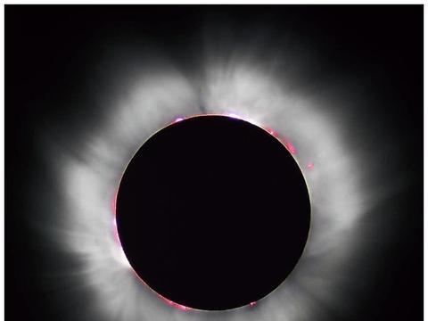 天文奇观!一年内经历五次日食?下一次将在两百年后