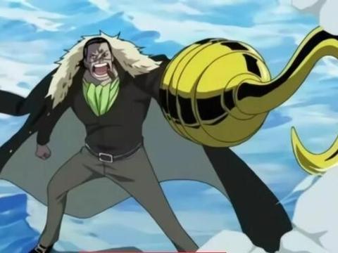 海贼王:老沙3个谜团解开,有个儿子,实力比肩雷利