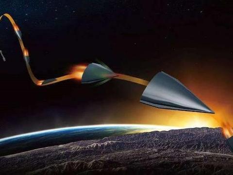 中国高超音速无人机,时速超5000公里,防空导弹看得见,追不上