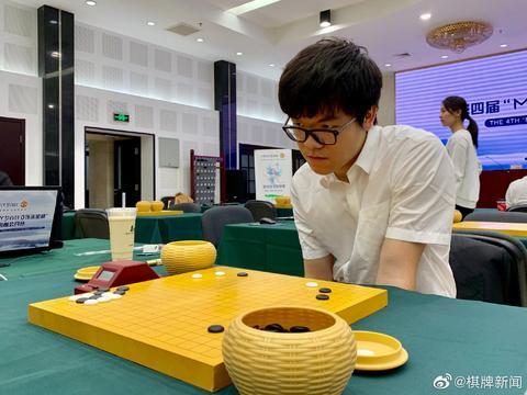 恭喜!梦百合杯韩国棋手全部出局 柯洁淘汰朴廷桓