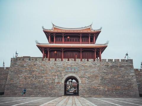 福建不知名小镇藏中国三大卫城之一,600年历史,游客感叹值得来