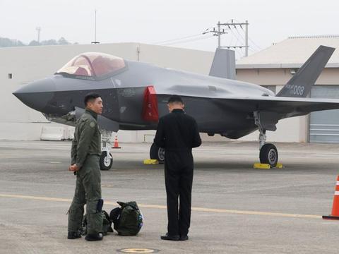 亚洲强国五代机梦碎!多国排队购买F35战斗机,普京却暗中偷笑