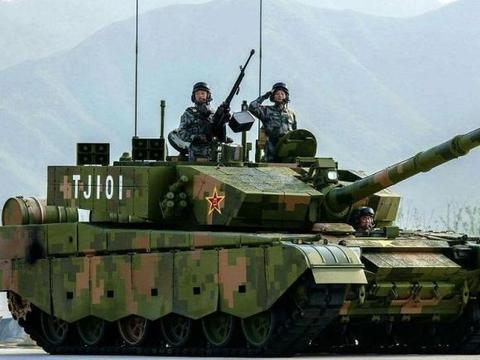 一中东大国盯上中国99式坦克, 持巨资购买, 中国断然拒绝