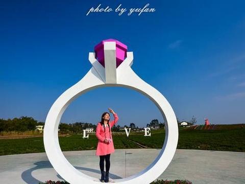 世界上最大的戒指在哪里?竟然在四川这座鲜为人知的小城