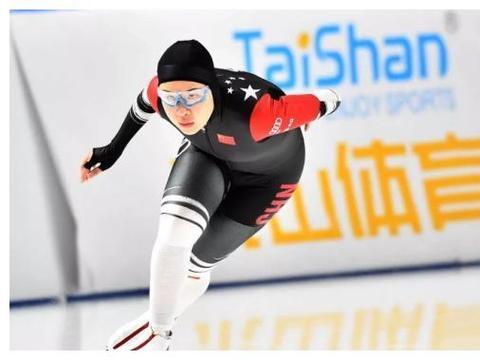 速度滑冰选手周洋:为2022年北京冬奥会再拼搏