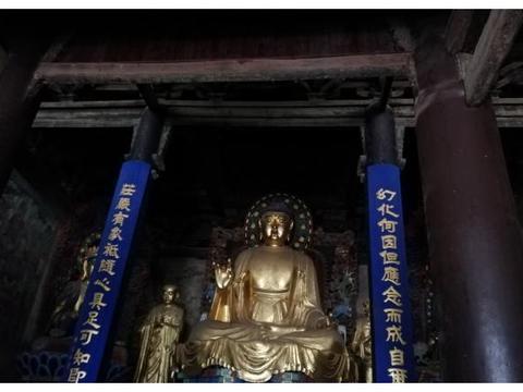 如果你累了,请去隆兴寺完成这4步,这里有你继续向前的方向