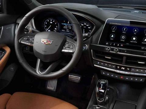 凯迪拉克全新车型CT-5上市,配置动力完爆宝马3系,你怎么看?