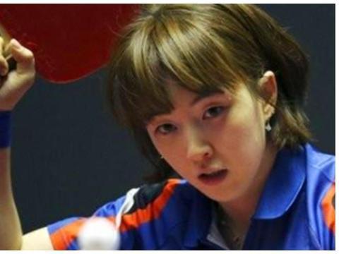 作为韩国最强对手,为何韩国美女国手徐孝元会愿意做樊振东陪练?