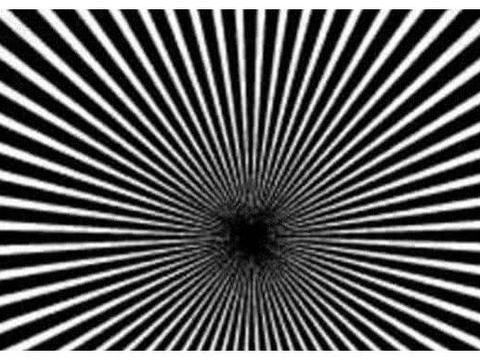 心理学:你看到下面哪张图在动?测出你的大脑正处于什么时期