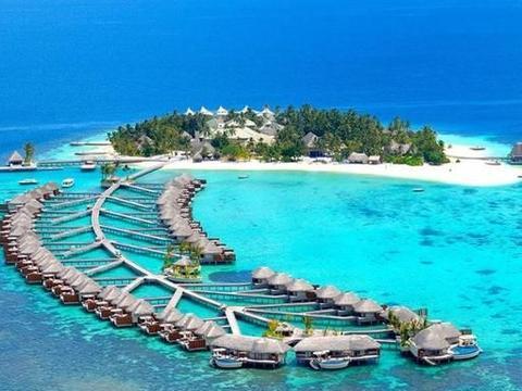 """中国南海又一填海造陆工程:建设中国""""海洋之心"""",完爆马尔代夫"""