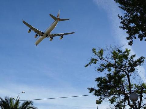 飞机起落架门关闭 印度一实习技师死亡