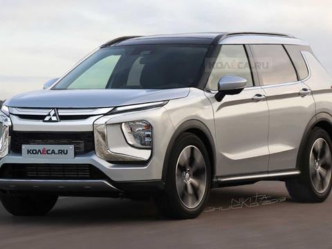 预计2020年上市 纯电续航70km 三菱欧蓝德将推出全新PHEV车型