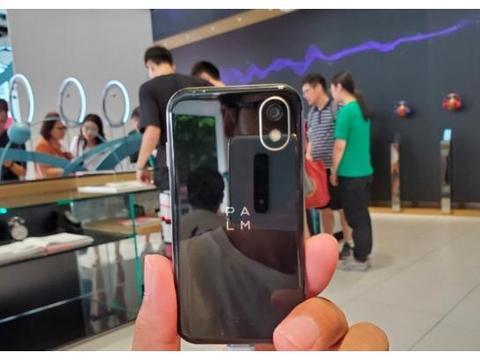 oppo门店上新,3.3英寸小全面屏手机,颜值好看,备用机不二之选