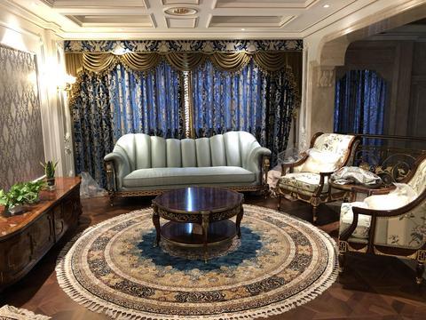 真丝地毯,真正的毯中极品