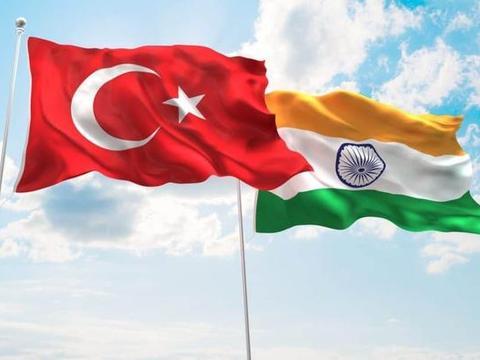 最贵的赖账!印度不满巴铁支持土耳其,想赖掉订5艘远洋补给舰