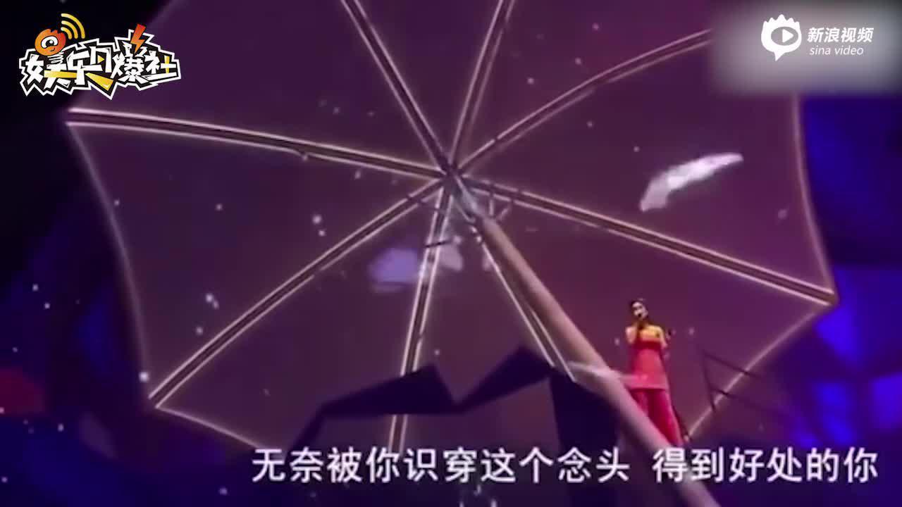 视频:开演唱会只唱不说话谢安琪否认模仿王菲