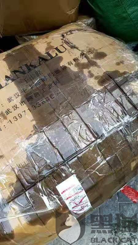 黑猫投诉:德邦快递,2箱物品受不明液体污损严重,导致报废,只肯赔1000了事