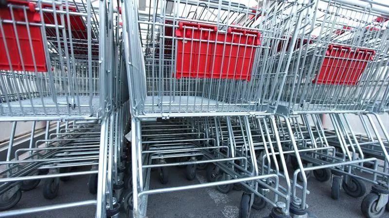 这就是匈牙利人选择去大型超市购物的原因