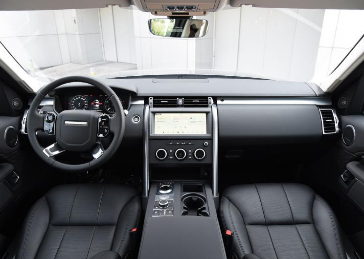 新款路虎发现上市,推出5款车型售价66.98万起