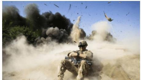 塔利班和谈无望,美大使馆凌晨遇袭,爆炸提醒美军:小心旧事重演