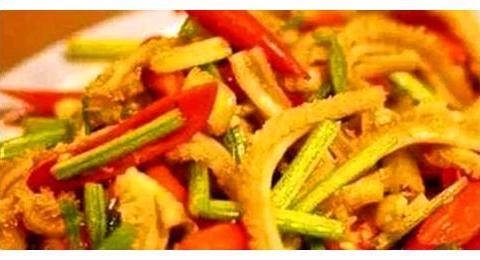 美味佳肴的几道家常菜,营养健康,家里来客人正好露一手