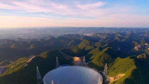50亿年前外星信号投向地球,恰被中国天眼接收,霍金表达了观点