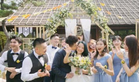 沈梦辰低调参加助理婚礼,网友发现此事并不简单,隔空喊话杜海涛