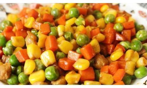 炒玉米加一把它,准时上厕所,通便排毒素,越吃越瘦,瘦回小蛮腰