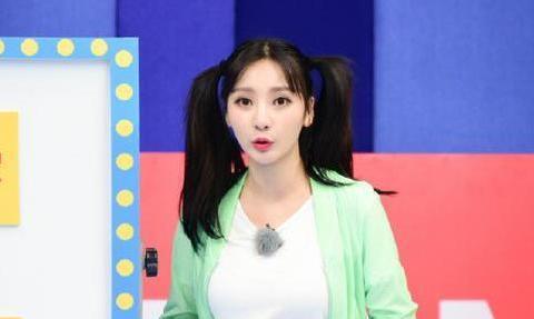 柳岩谢娜陈乔恩高圆圆众女星双马尾造型,都比不上她清纯!