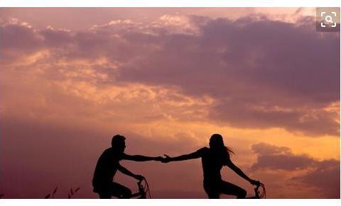 即使没有了爱情也要生活,做到好聚好散