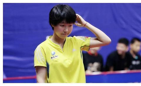 乒乓球天才少女吴洋晨,年仅十六岁,有望接班大魔王张怡宁