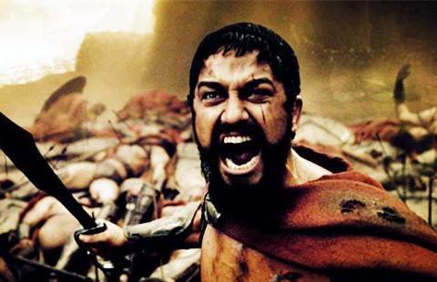 传说斯巴达300勇士干掉了波斯的百万大军,是真的么?