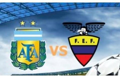 厄瓜多尔vs阿根廷:马丁内斯领衔,帕德雷斯、福伊特首发