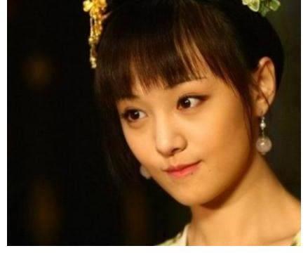 6大古装美女,同留齐刘海,鞠婧祎秒杀郑爽,第一名杨幂不得不服