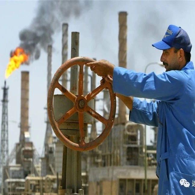 中国海外又拿下两大订单,石油换取战后重建,每天稳稳收入10万桶原油