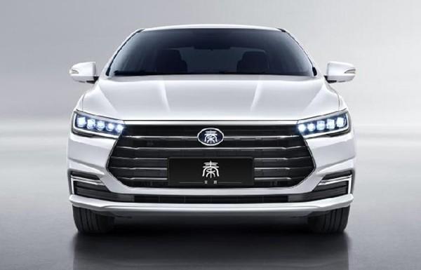 比亚迪秦燃油版优势凸显,可望在10万内家轿脱颖而出