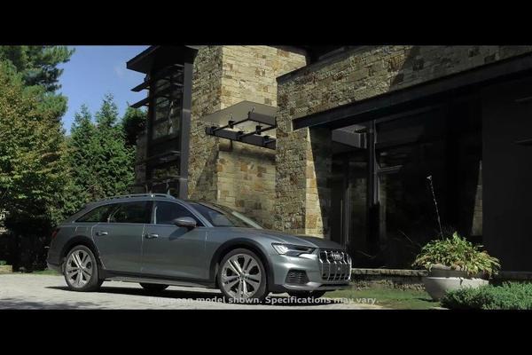 视频:全新一代奥迪A6 Allroad,跨界四驱旅行车。