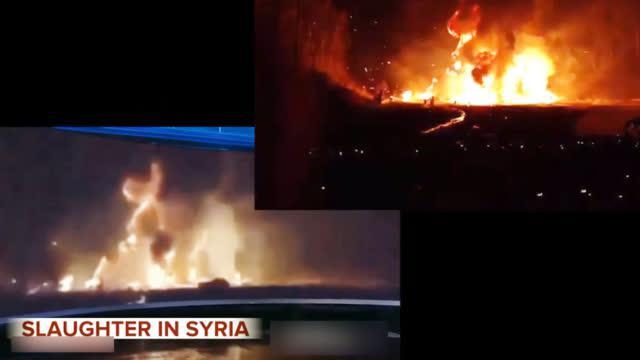 视频:假新闻石锤!ABC误把美国射击场视频当叙利亚前线播出