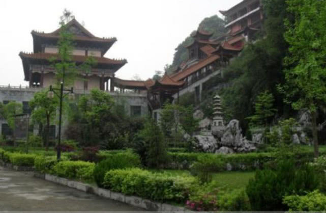 成都一座会赚钱的古寺,树木可供认养,有的一棵1.9万人民币