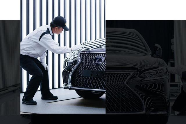 """丰田顶级轿车:雷克萨斯LS,它到底""""牛""""在哪?"""