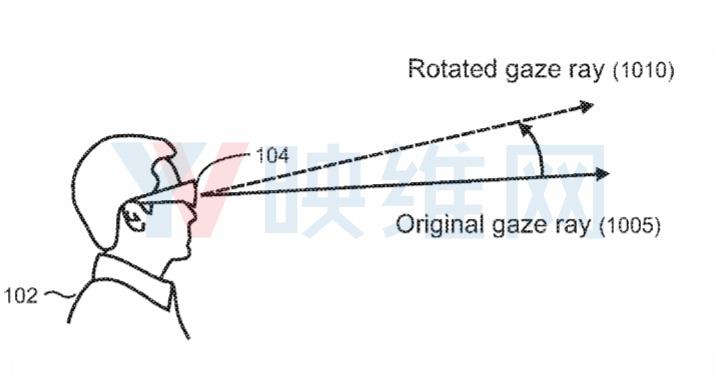 微软新专利提出「根据注视点在AR/VR中放置对象」解决方案