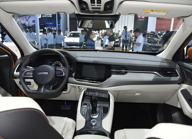 哈弗最新SUV本月上市,2.0T+7速双离合,带自动驾驶系统