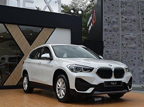 豪华、时尚与科技三方升级,小改款BMW X1