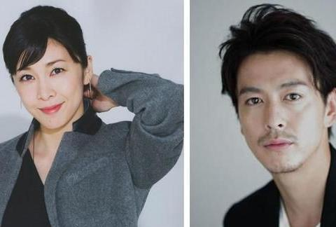 38岁女星竹内结子再婚,丈夫小4岁同是演员