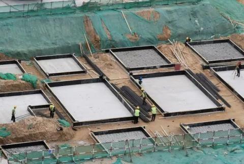 楼高几层?北京康惠园九年制学校率先开始基建工程