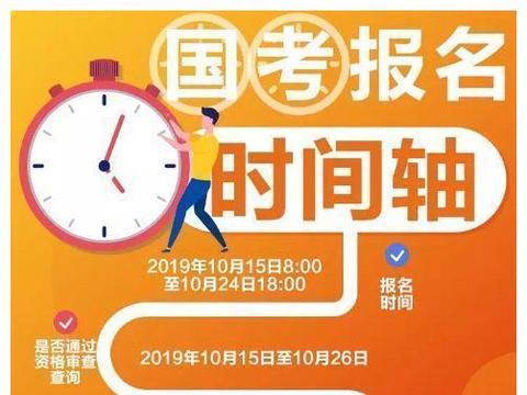 """机会来了!2020年""""国考""""明起报名!徐州有这些岗位等你……"""