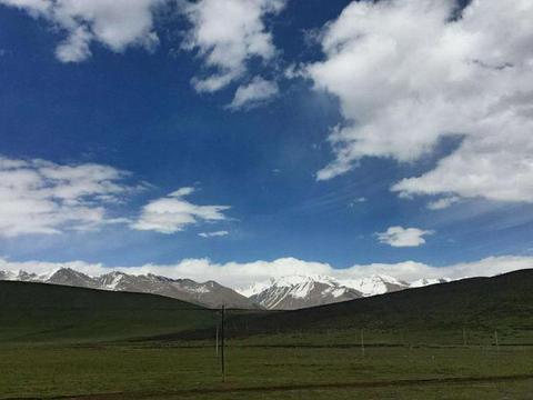 西北大环线上的祁连山,宛如天境,美得不可方物