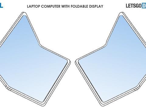 戴尔折叠屏笔记本电脑新专利曝光 专注于屏幕色彩等参数优化
