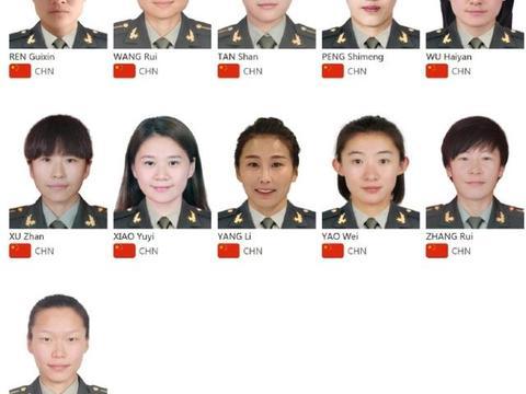 军运会中国女足名单:国家队为班底参赛,吴海燕张睿刘杉杉领衔